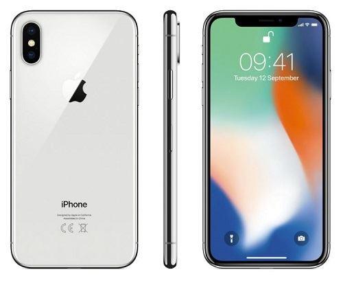 מכשיר iPhone X 64GB לבן