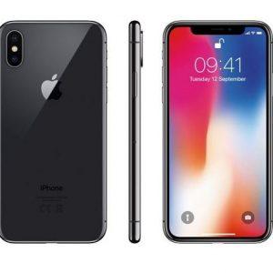 מכשיר iPhone X 64GB שחור
