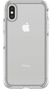 OtterBox Case iPhone X שקוף