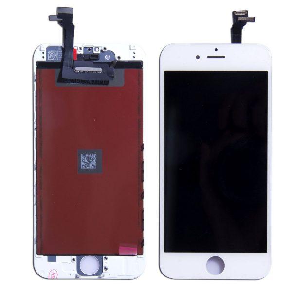 החלפת מסך iPhone 6 לבן