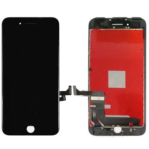 החלפת מסך iPhone 7 Plus שחור