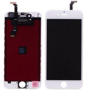 החלפת מסך iPhone 6 Plus לבן