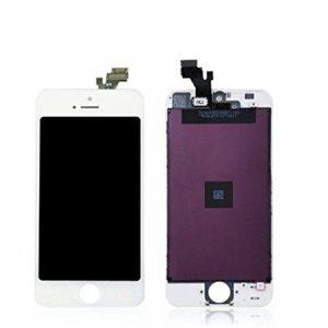 החלפת מסך iPhone 5S לבן