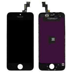 החלפת מסך iPhone 5S שחור