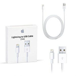 Apple Cable Lightning to USB מקורי