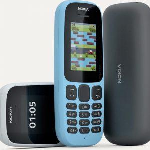 מכשיר Nokia 105 שחור