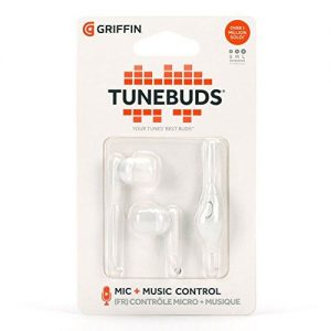 Griffin Headphones, Tunebuds לבן