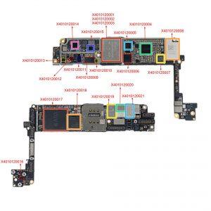 תיקון רכיב אודיו iPhone 7
