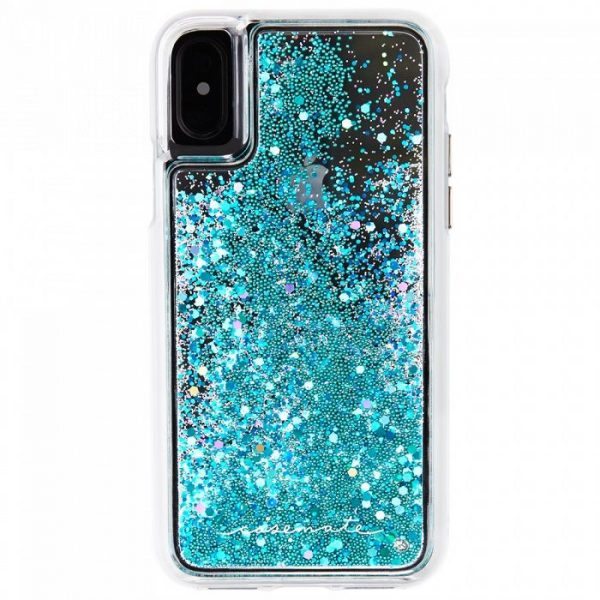CaseMate Waterfall iPhone X כחול