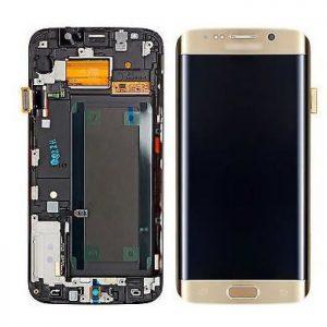 החלפת מסך Galaxy S7 Edge G935F זהב