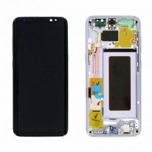 החלפת מסך Galaxy S8 G950 זהב