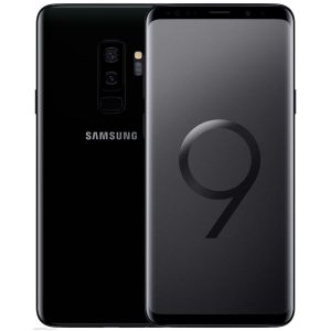 מכשיר Samsung Galaxy S9 Plus 128GB שחור