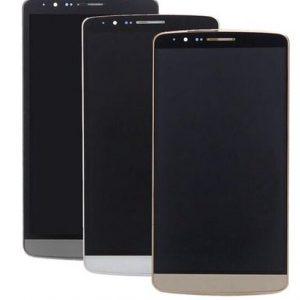 החלפת מסך LG G3 D855 זהב