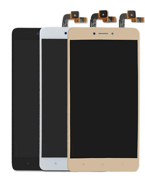 החלפת מסך Xiaomi Redmi Note 4 שחור