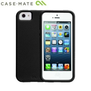 CaseMate Case, Tough, iPhone 5 שחורשחור