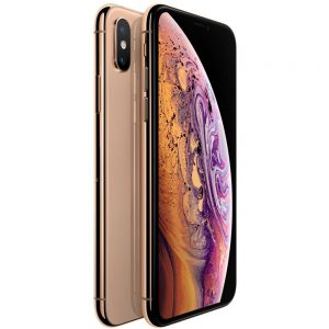 מכשיר iPhone XS Max 256GB זהב