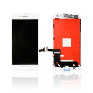 החלפת מסך iPhone 8 Plus לבן
