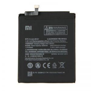 החלפת סוללה Xiaomi A1 & Note 5A BN31