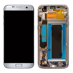 החלפת מסך Galaxy S7 Edge G935F כסוף