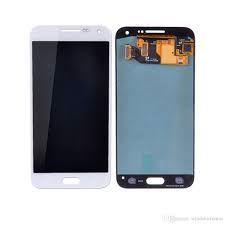 החלפת מסך Galaxy E500 2015 לבן