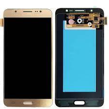 החלפת מסך Galaxy J7108 זהב