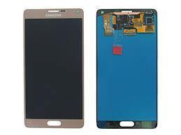 החלפת מסך Galaxy Note 4 N910 זהב