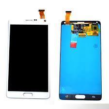 החלפת מסך Galaxy Note 4 N910 לבן