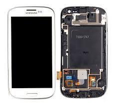 החלפת מסך Galaxy S3 I9300 לבן