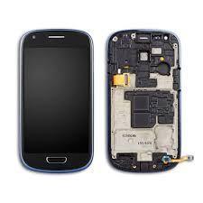 החלפת מסך Galaxy S3 I9300 כחול
