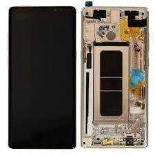 החלפת מסך Galaxy Note 8 N950 זהב