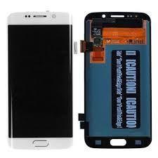 החלפת מסך Galaxy S6 Edge G925F לבן
