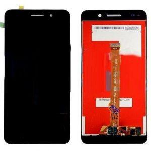 החלפת מסך Huawei Y6 II שחור